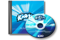 501 - <!--Z-->K'Motion High Impact Worship CD